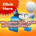 Wonderful Tech Stuff @ramaraobobby