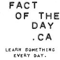 Fact  of  the Day : Learn something every day