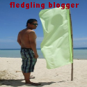 "Fledgling  Blogger : ""A great man is always willing to be  little."""