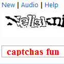 Captchas Fun & More : captchas