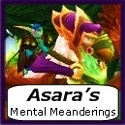 Asara's Mental Meanderings