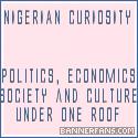NIGERIAN CURIOSITY : Come Get Your Kicks...