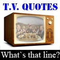T.V. Quotes
