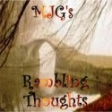 MJG's Rambling Thoughts