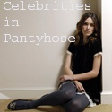 Celebrities in Pantyhose and